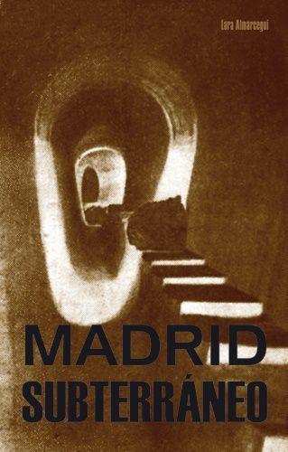 El Centro de Arte Dos de Mayo acoge desde hoy la exposición sobre el Madrid subterráneo de Lara Almarcegui