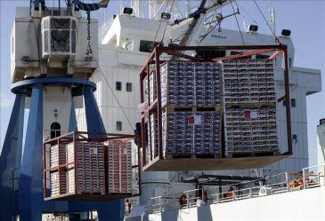 El superávit comercial de América Latina con EE.UU. bajó un 29,1 por ciento en abril