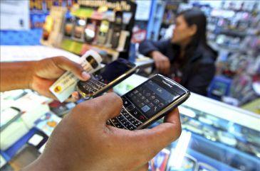 Las acciones de BlackBerry a la baja tras confirma