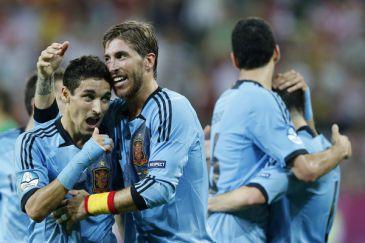 Eurocopa 2012: España gana a Croacia y se mete en cuartos