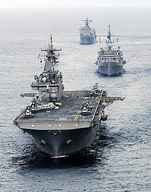 EE UU destinará más tropas y armamento en Asia