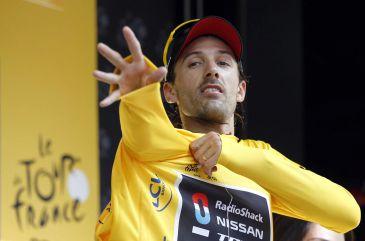 Tour de Francia 2012: Cancellara vuela en el prólogo y es el primer líder