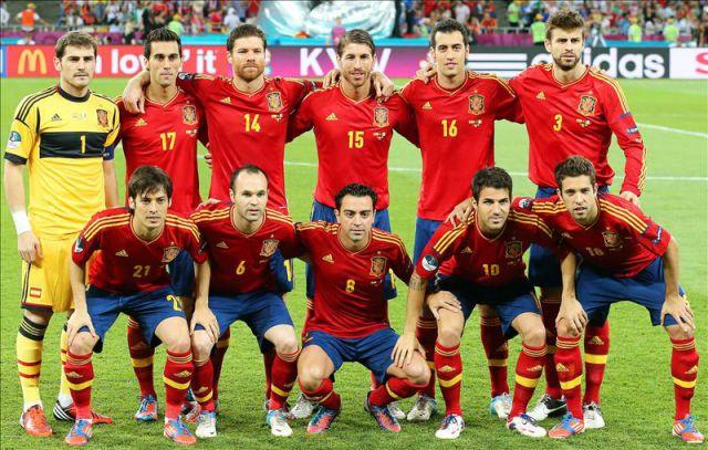 Nacional Espana Futbol Nacional de Fútbol de