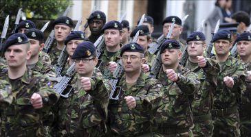 El Reino Unido reducirá sus Fuerzas Armadas en un 20 por ciento