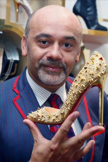 Zapatos De Cenicienta Louboutin