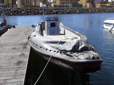 El hachís que le costó la vida a un gallego en Portugal iba a España