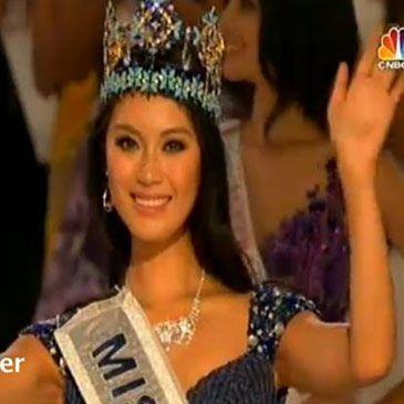 Miss Mundo 2012: China se alza con la corona de la belleza mundial