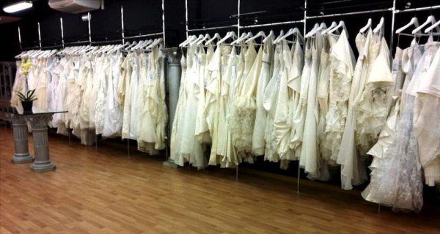 Una tienda de vestidos de novia. EFE/Archivo | Qué.es