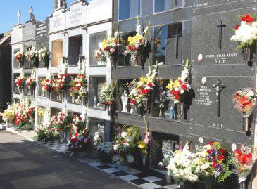 Los accesos al cementerio de Pamplona se cerrarán al tráfico con motivo de la festividad de Todos los Santos