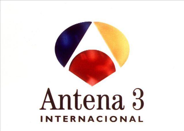 Logotipo tricolor de la cadena privada antena 3 de - Armario de la tele antena 3 ...