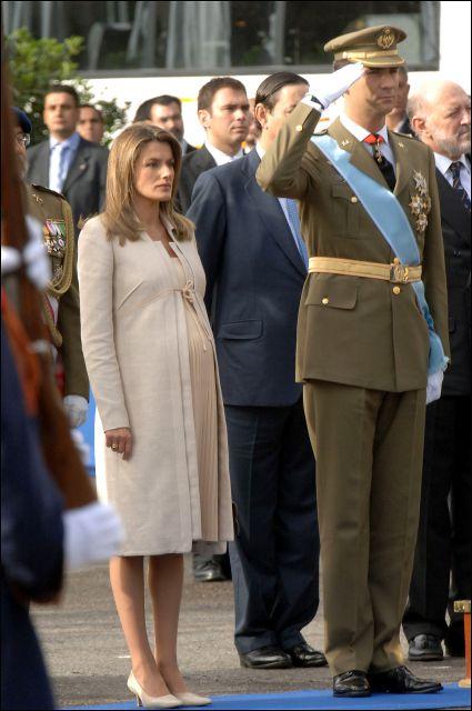 leticia ortiz embarazada de:
