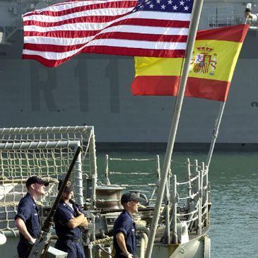 La base de Rota acogerá destructores de EE.UU que forman parte del escudo de misiles de la OTAN
