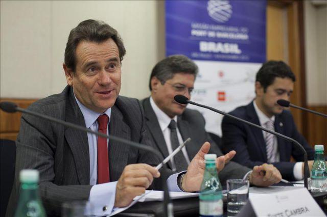 Resultado de imagen de presidente del Puerto de Barcelona, Sixte Cambra