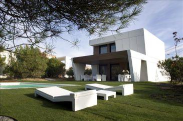 El estudio a cero presenta la primera urbanizaci n de - Acero joaquin torres casas modulares ...