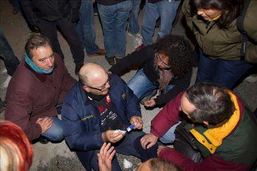 Detenidas 32 personas y 12 heridas al inicio de la huelga en España