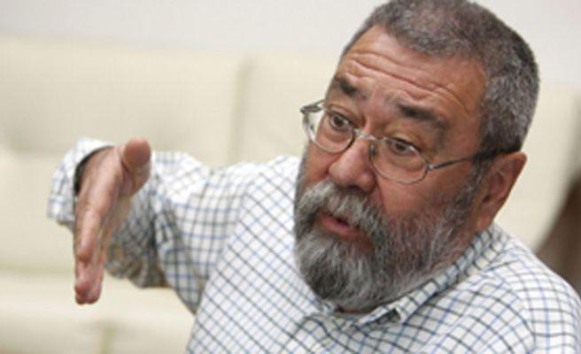Cándido Méndez afronta un nuevo proceso de reelección al frente del sindicato UGT