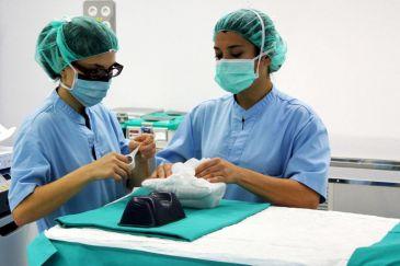 El Comité Profesional de Enfermería presentará un plan de medidas a Lasquetty que aspira a aumentar sus competencias