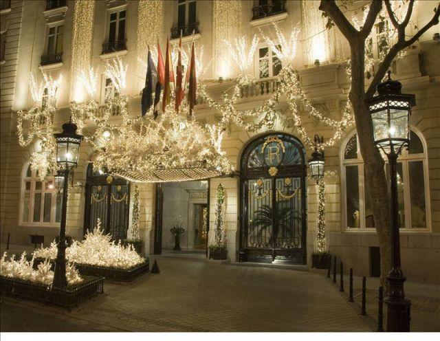 Fotograf a facilitada por el hotel ritz de madrid que ha Hotel lujo sierra madrid