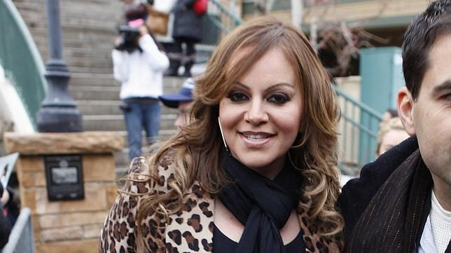 ... dice que se escucha la voz de Jenni Rivera en el lugar del accidente