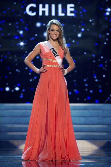 Miss Universo Miss Universo 2012 Miss Chile