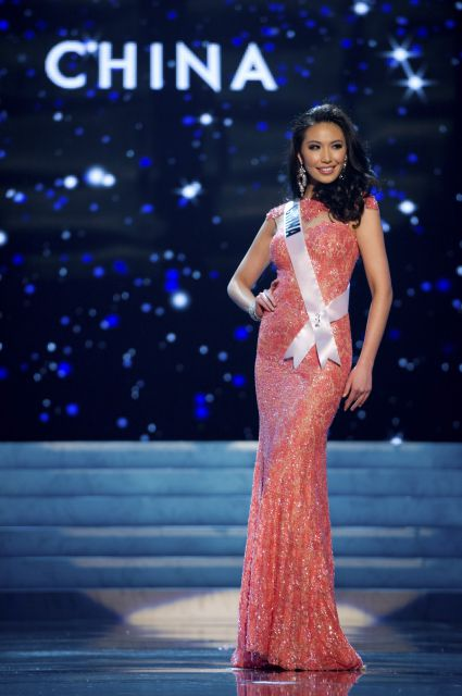 Miss Universo Miss Universo 2012 Miss China