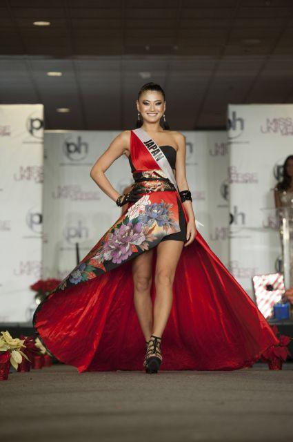 Miss Universo Miss Universo 2012 Miss Japón