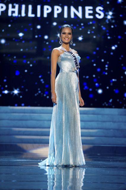 Vestidos de noche miss universo 2012