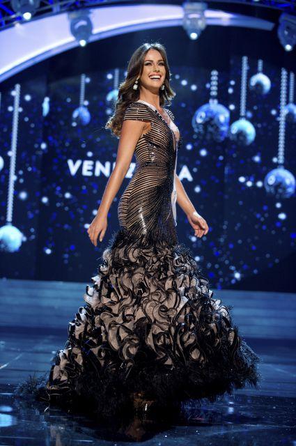 Vestidos de fiesta de moda en venezuela