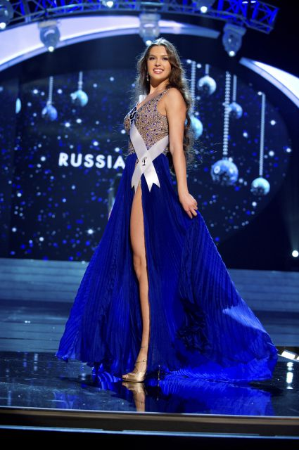 Miss Universo Miss Universo 2012 Miss Rusia