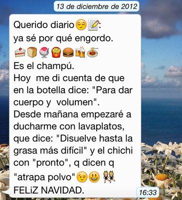 Crea un Chat en WhatsApp : Line español linea navy, wasap