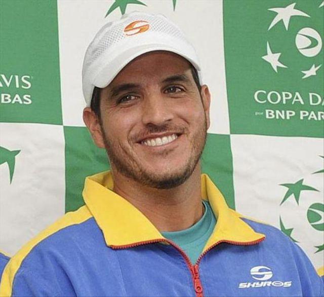 En la imagen, el capitán del equipo venezolano, William Campos. EFE/Archivo - 5091120w-640x640x80