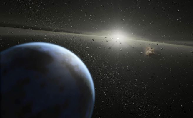 El asteroide 2012 DA14 pasará muy cerca de la Tierra el próximo 15 de febrero