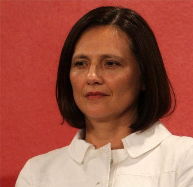 En la imagen, la ministra de Obras Públicas Loreto Silva. EFE/Archivo - 5135737w-640x640x80