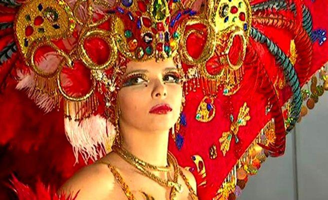 Saida Prieto, reina en el Carnaval de Tenerife 2013, con quemaduras en el 42%, operada en el Hospital Virgen del Rocío