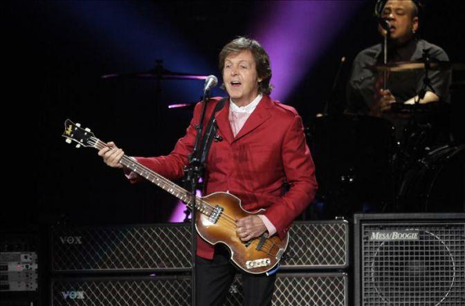 Paul McCartney ofrecerá conciertos en Belo Horizonte, Goiania y Fortaleza
