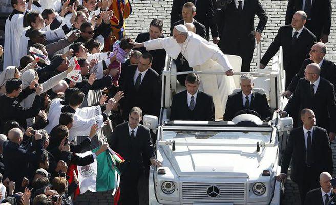 COLOMBIA: Lista la seguridad del papa Francisco en su visita al país