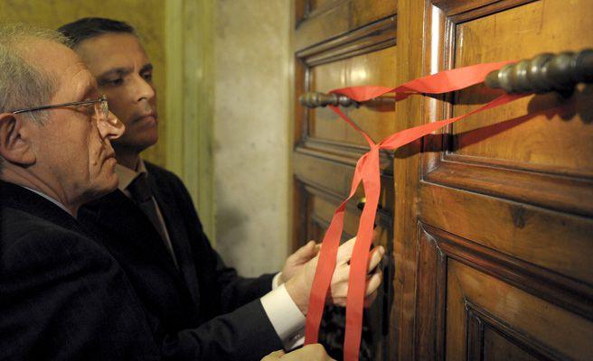 Cuenta atrás para elegir al nuevo Papa tras la despedida de Benedicto XVI