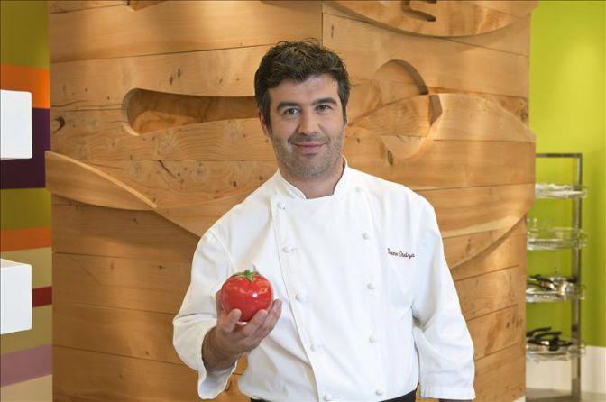 Bruno oteiza ofrece su cocina casera de vanguardia en un - Cocina con bruno ...