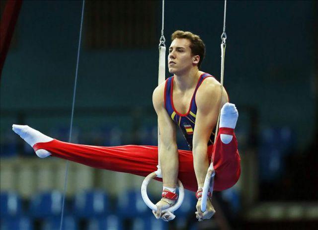 Anillas gimnasia art stica j ol mpicos for Gimnasia con aparatos