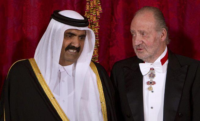 El embajador de Qatar revela que Don Juan Carlos estrecha las comunicaciones con el emir