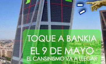 Toque a bankia 9 de mayo acci n contra la estafa con for Bankia oficinas zaragoza
