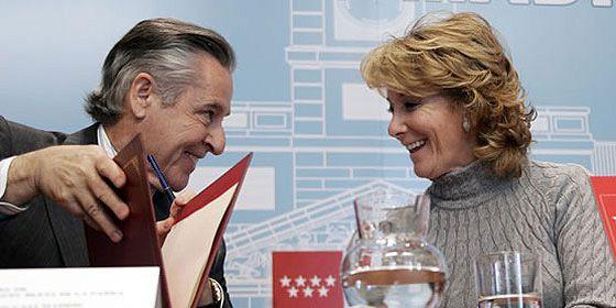 El PP pagó 600.000 euros a Blesa presidiendo Caja Madrid