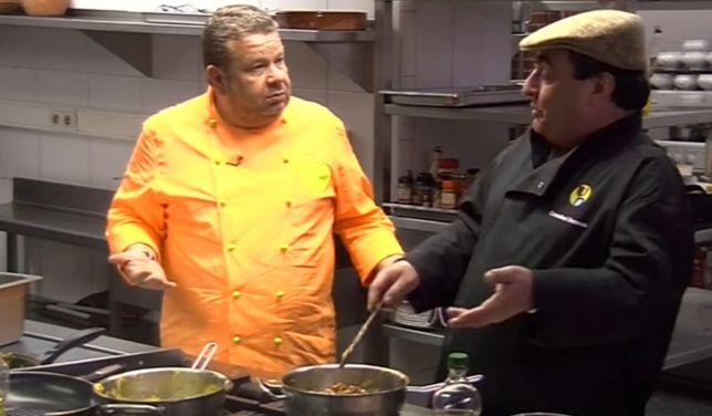 Pesadilla en la cocina chicote no despeja el futuro del for Pesadilla en la cocina brasas