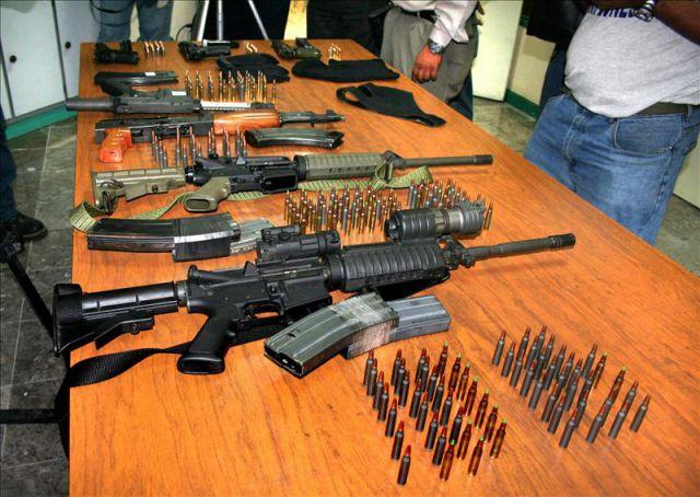 La ley incluye entre otros aspectos la prohibici n de la for Porte y tenencia de armas