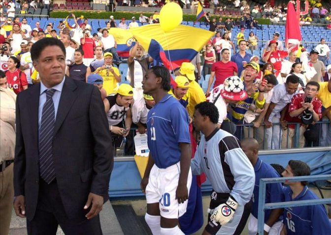 Maturana reconoce el buen momento de Colombia