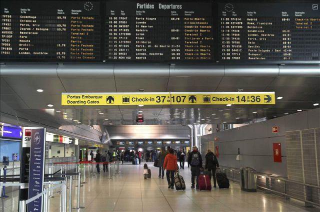 Terminal Salidas Por la Terminal de Salidas