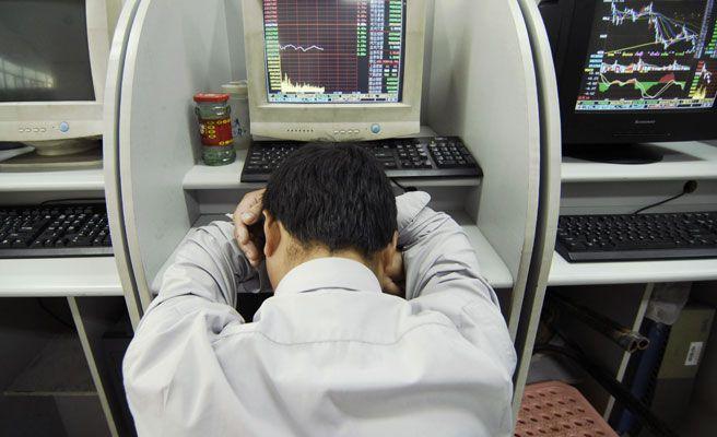 Un banquero se queda dormido sobre el teclado y transfiere 222 millones por error