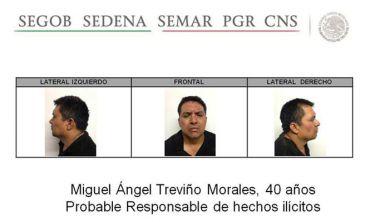 Detienen en México a 'Z40', Miguel Ángel Treviño Morales, líder del cártel 'Los Zetas' -- Qué.es