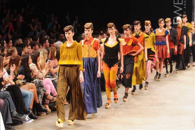 Arranca la semana de la moda de Buenos Aires con el papel como protagonista