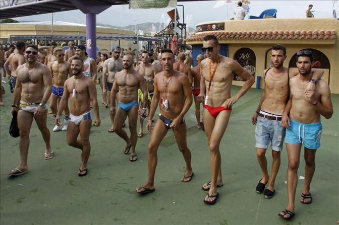 Da del Orgullo Gay en Londres Gua Londres
